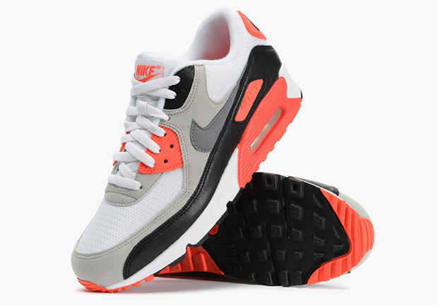 "watch d02fb 449a8 Air Max 90 OG ""Infrared"""