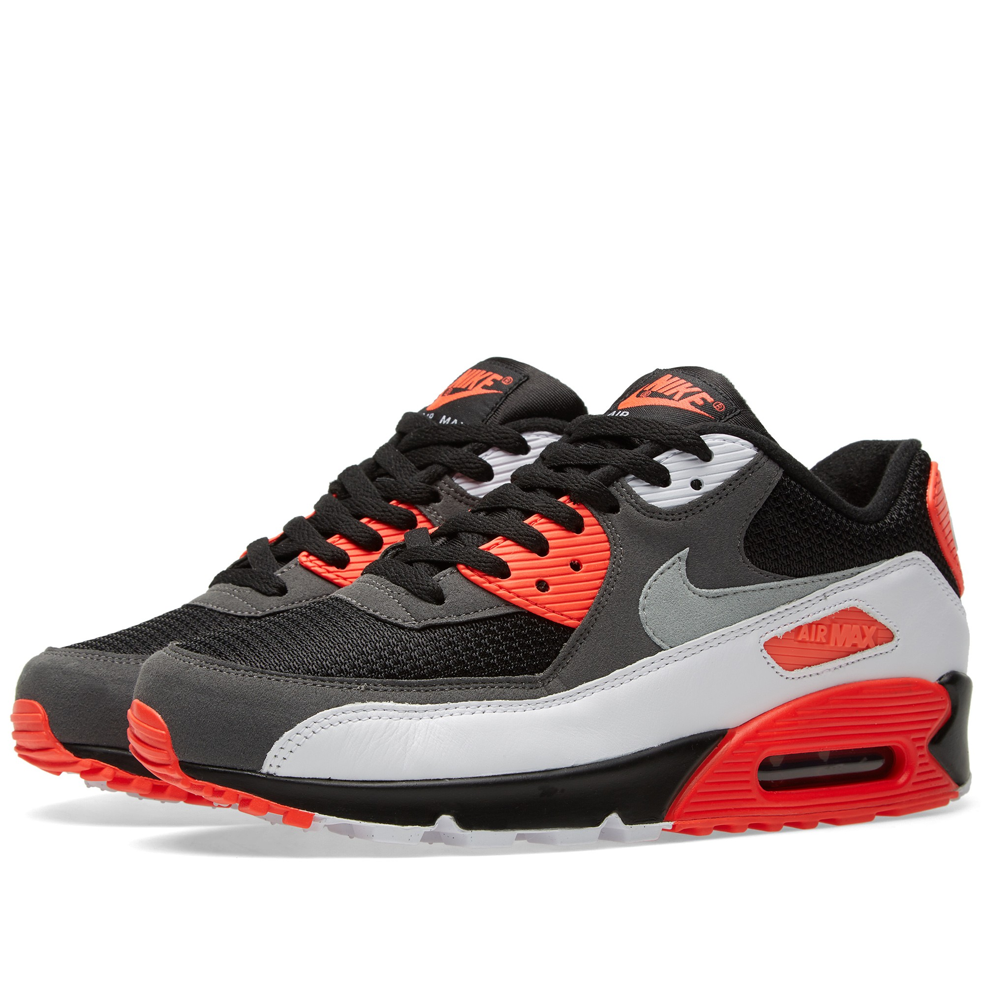 Air Max 90 OG and Reverse Infrared