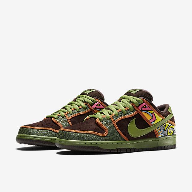 Nike SB Dunk Low 'DE LA SOUL'