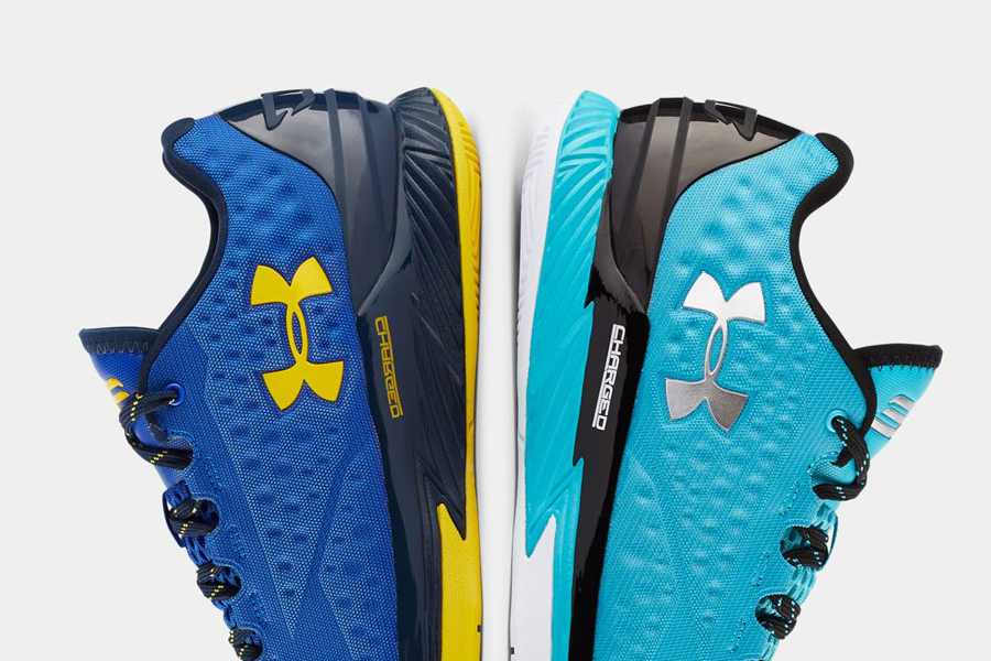 Curry One Low 'Home' 'Hornets'